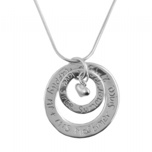 Loving Circles Necklace